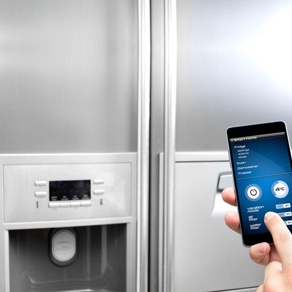 refrigerateur intelligent