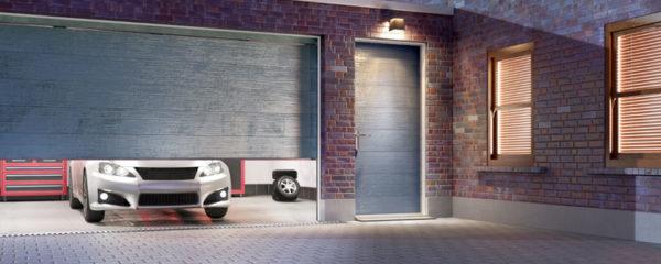 Motorisation une porte de garage